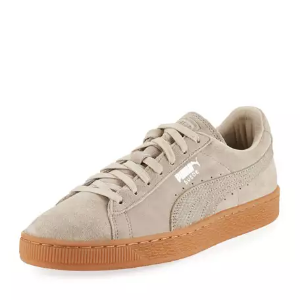 Citi Suede Premium Core Sneaker, Beige