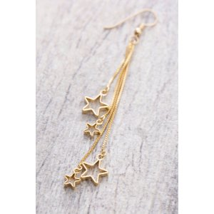 Lucky Star Jewels Star Party Earrings
