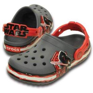 Kids' Crocband™ Star Wars™ Villain Clog | Comfortable Clogs | Crocs Official Site