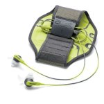 Refurbished Bose SIE2I Sport Headphones in Green