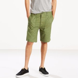 Utility Shorts | Meadow Moss |Levi's® United States (US)