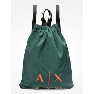 Armani Exchange NYLON DRAWSTRING BAG, Backpack for Men - A|X Online Store