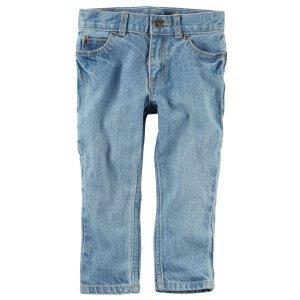 5-Pocket Slim-Fit Carpenter Jeans   Carters.com