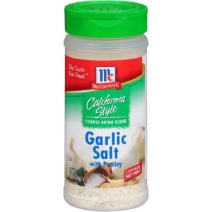 McCormick California Style Garlic Salt with Parsley, 12 Oz   Jet.com