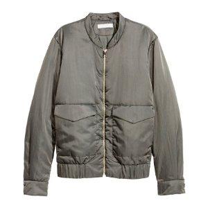Lightly Padded Jacket