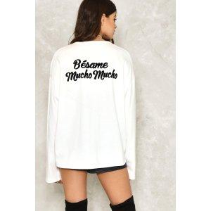 Martha Oversized Sweatshirt