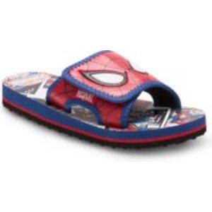 Big Kid's Stride Rite Spiderman Slide - sandals | Stride Rite