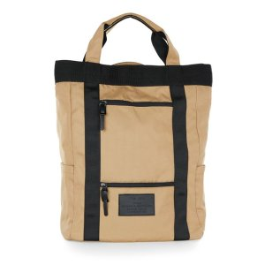 Tobacco Brown Tote Backpack - New Arrivals - New In