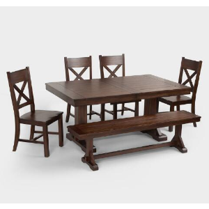 Mahogany Verona Dining Collection | World Market