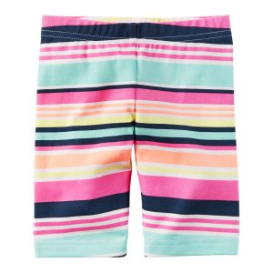 Printed Biker Shorts | Carters.com