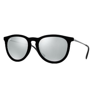 Look who's looking at this new Ray-Ban Erika Velvet
