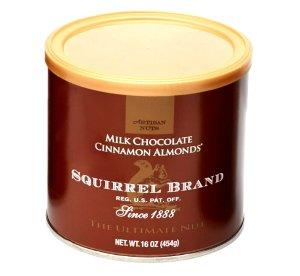 $4.98Squirrel Brand Milk Chocolate Cinnamon Almonds