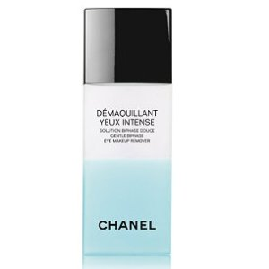 CHANEL D�MAQUILLANT YEUX INTENSE Gentle Biphase Eye Makeup Remover, 3.4 oz - EYES - Beauty - Macy's