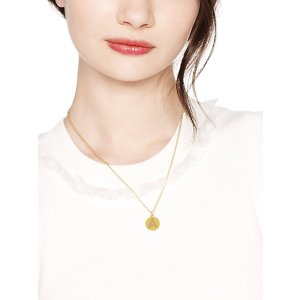 pave initial pendant | Kate Spade New York