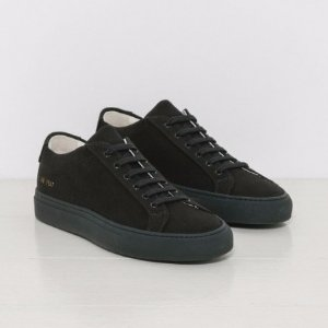 Woman by Common Projects Original Achilles Canvas in Black
