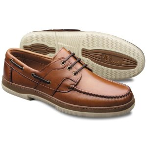Eastport - Handsewn Slip-on Men's Casual Boat Shoes by Allen Edmonds
