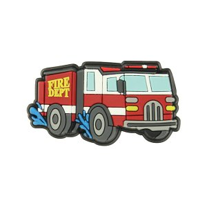 Splashing Fire Truck Jibbitz™ Shoe Charm | zulily