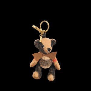 Burberry Thomas Check bag charm's