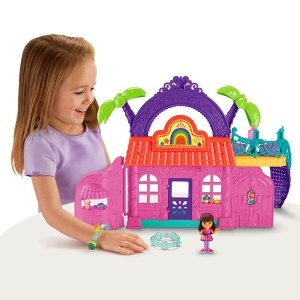 Nickelodeon Dora and Friends Dora and Friends Cafe | BHT18 | Fisher-Price