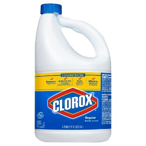Clorox Regular Bleach, 121 oz : Target