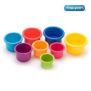 $1.81The First Years Stacking Up Cups