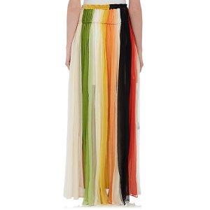 Chloé Silk Maxi Skirt   Barneys Warehouse
