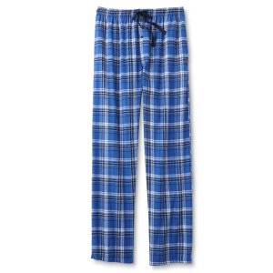 Hanes Men's Flannel Lounge Pants