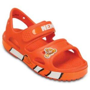 Kids' Crocband™ II Finding Dory™ Sandal | Kids' Sandals | Crocs Official Site