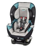 Evenflo Triumph LX Convertible Car Seat, Everett