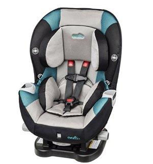 史低!$90.81Evenflo Triumph LX 双向儿童安全座椅