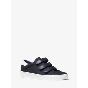 Craig Denim And Leather Sneaker