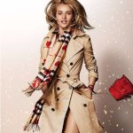 Burberry Apparel and Scarf @ Bloomingdales