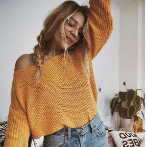 Dealmoon Singles Day Exclusive!20% Off Topshop Sweaters