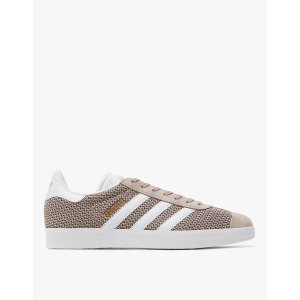 Adidas Gazelle in Vapour Grey/White
