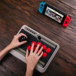 8Bitdo NES30 Arcade Stick for Nintendo Switch