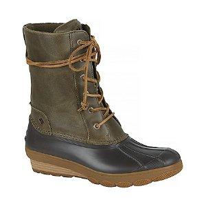 Women's Saltwater Wedge Reeve Duck Boot - Boots | Sperry