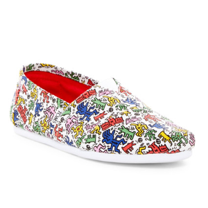 TOMS | Kieth Haring Pop Slip-On Sneaker | Nordstrom Rack