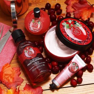 Extended: 50% OffSitewide + Free Shipping @ The Body Shop