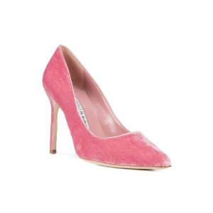 Manolo Blahnikheeled pumps
