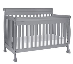 $159DaVinci Kalani 4-In-1 Convertible Crib With Toddler Bed Conversion Kit, Grey