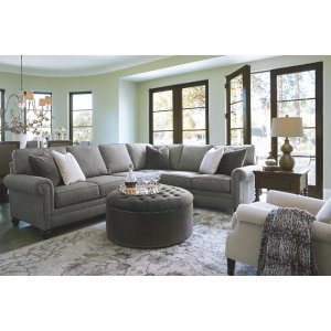 Kittredge 3-Piece Sectional | Ashley Furniture HomeStore