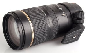 Tamron SP 70-200mm f/2.8 Di VC USD Zoom Lens