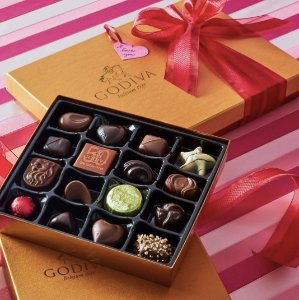 Up to 30% OFFSale @ Godiva