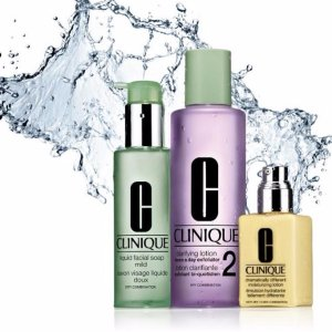 Free $25 Off $75+Free 5-pc GiftClinique Beauty @ Gilt City