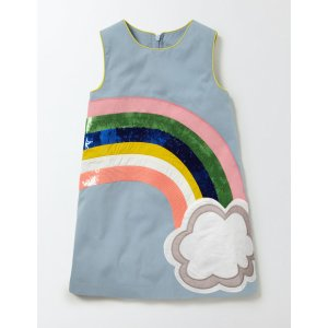 Fun Woven Dress 33518 Day Dresses at Boden