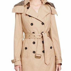 低至5折Burberry 风衣、上衣、配饰等
