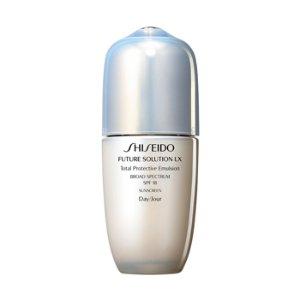 Total Protective Emulsion SPF 18   Shiseido.com