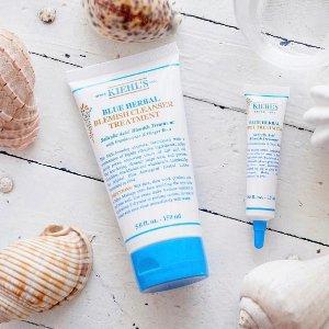 15% OffBlue Herbal Skin Care @ Kiehl's