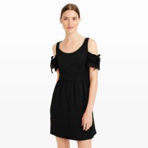 Womens | Cocktail | Annina Cold-Shoulder Dress | Club Monaco