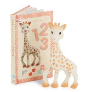 低至$17.99起Saks Off 5th 精选 Sophie The Giraffe 宝宝牙胶等热卖